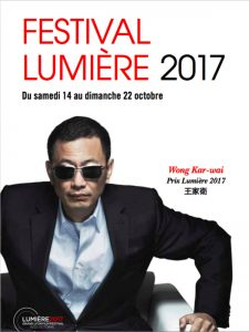 Poster of Festival Lumiere 2017